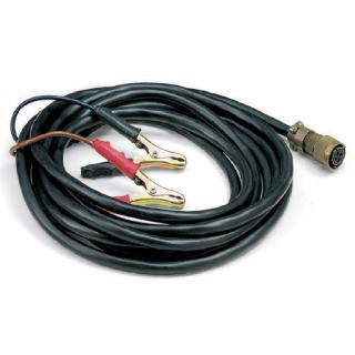 Napájací kábel s krokosvorkami ESC 600