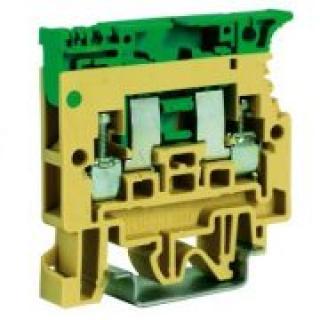 CABUR Radová svorka zelená na sklenenú poistku a diódu SF900 , SFR.4