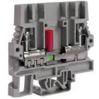 CABUR radová svorka s rozpájateľným posuvným kontaktom SB200 GR / SCB.6/GR