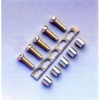 CABUR PMP prepojovacia lišta bez skrutiek PMP01